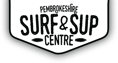 Pembrokeshire Stand Up Paddle Boarding logo
